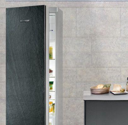 Kühlschrank mit Schieferfront by LIEBHERR   Liebherr   Pinterest