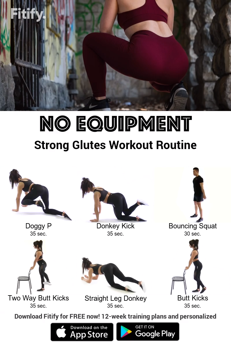 Sexy BUTT Routine for Women