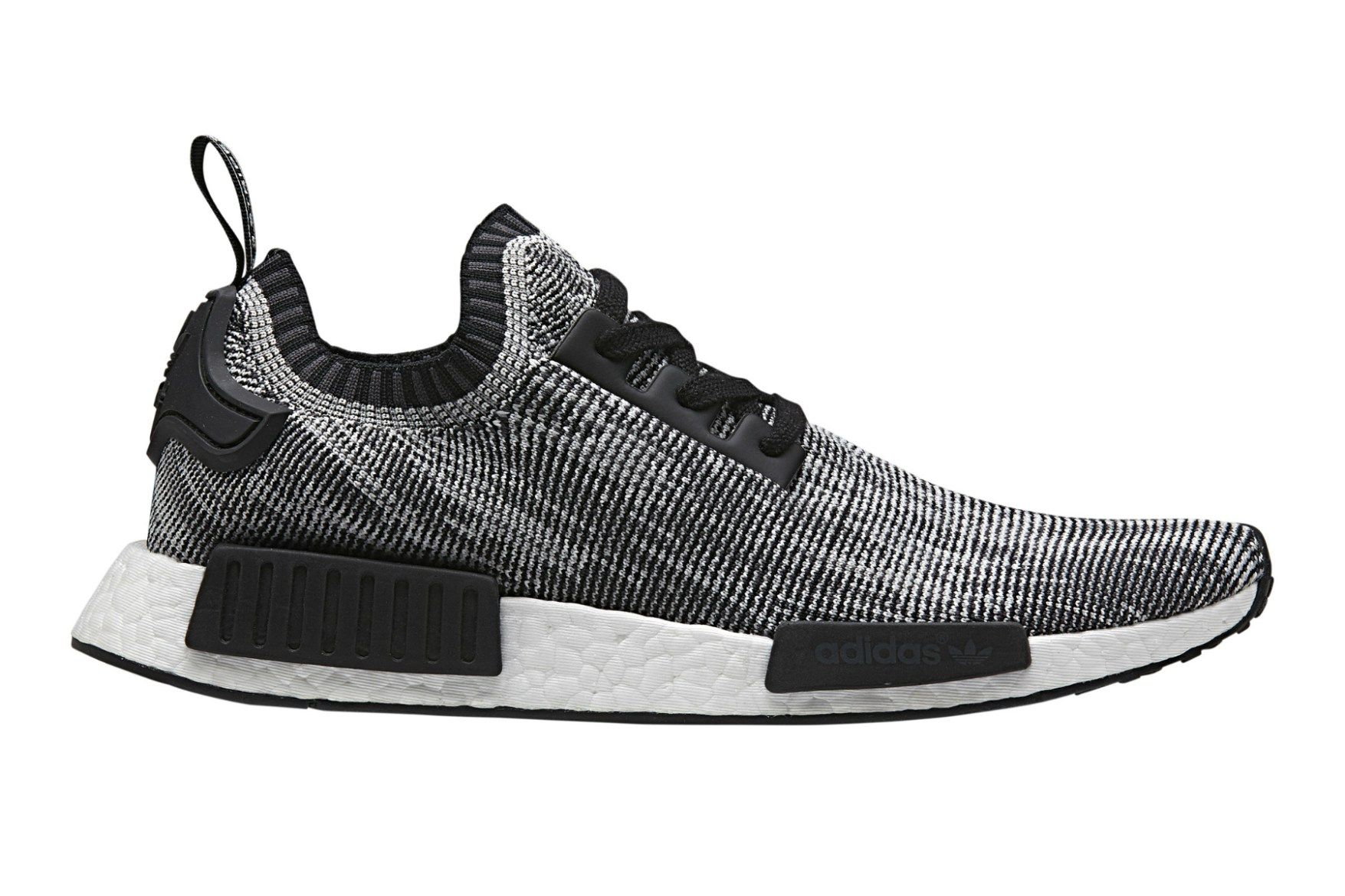 Nmd Adidas Black Grey