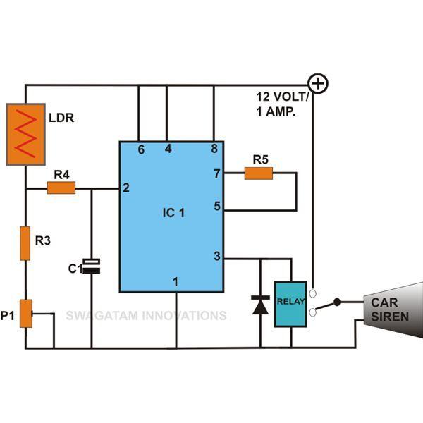 Afbeeldingsresultaat voor ic 555 circuits | ELECTRO | Pinterest ...