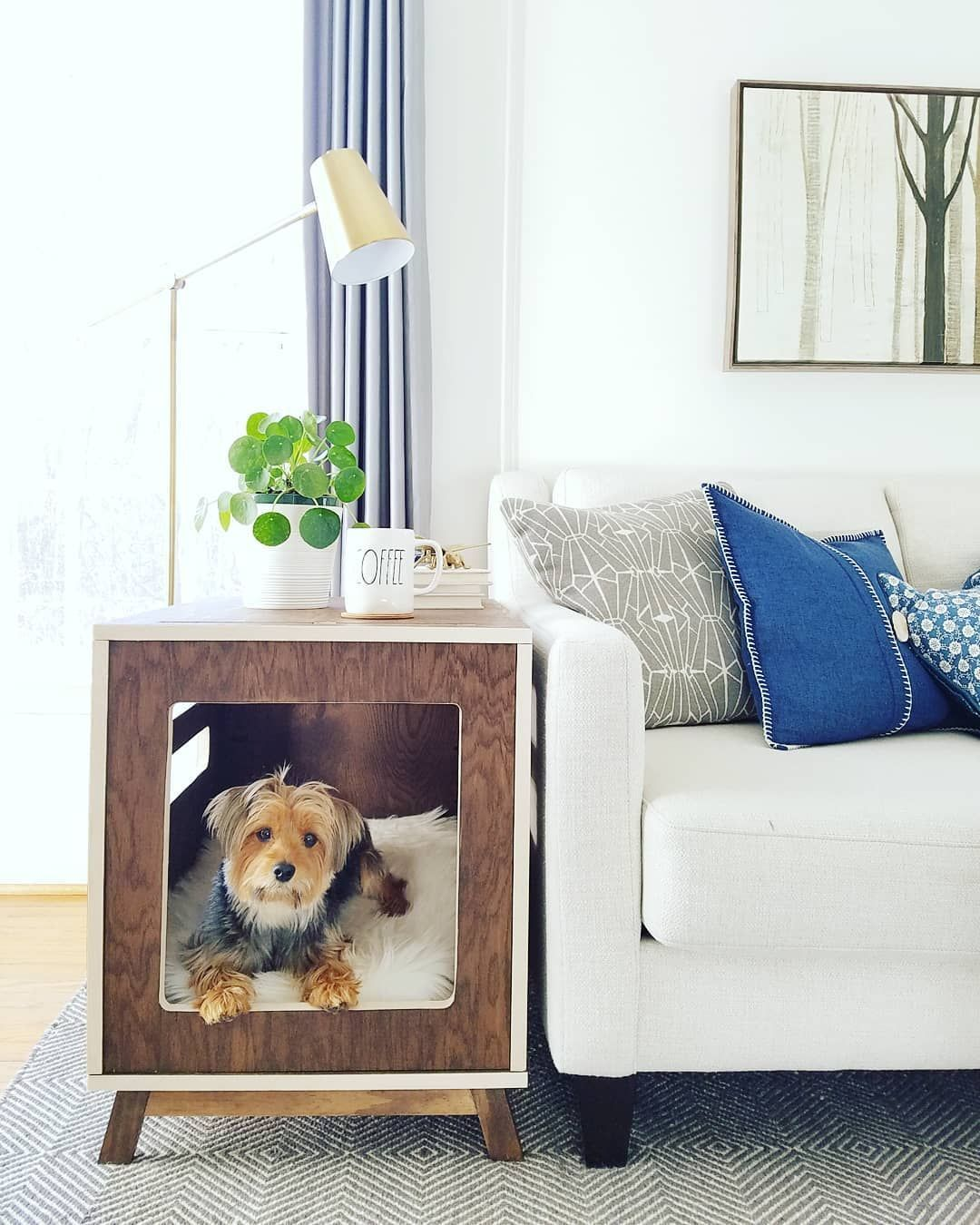 Diy side tables to add more storage to your living room in