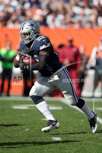 NFL AP S FBN OH USA PSOH01 Cowboys Browns Football