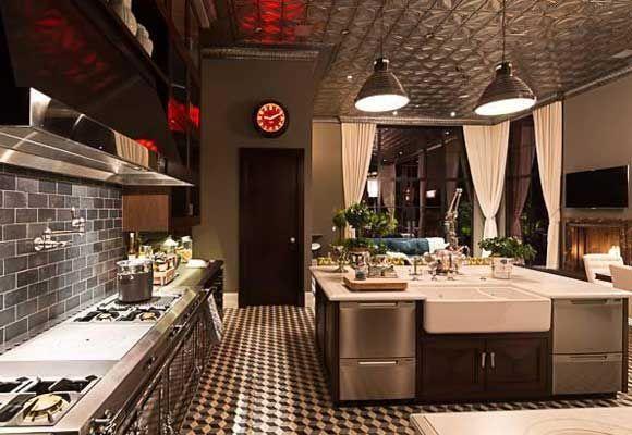 jeremy renner 39 s incredible art deco mansion art deco. Black Bedroom Furniture Sets. Home Design Ideas