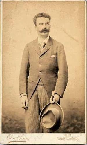 Photo De Guy De Maupassant : photo, maupassant, MAUPASSANT, 1850-1893