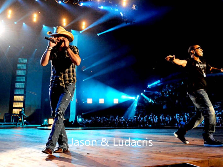 Jason Aldean Featuring Ludacris Dirt Road Anthem Studio Version Remix Country Music Videos Dance Music Videos Jason Aldean
