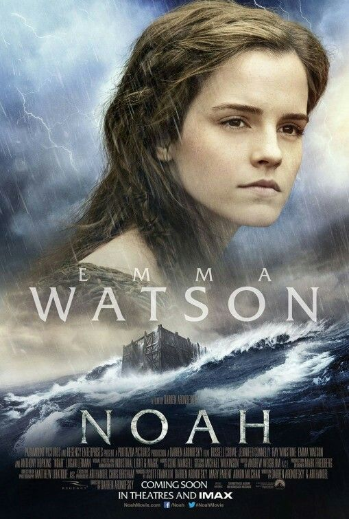 Pin by Tamihana Tatana on Noah | Emma watson movies, Noah ...