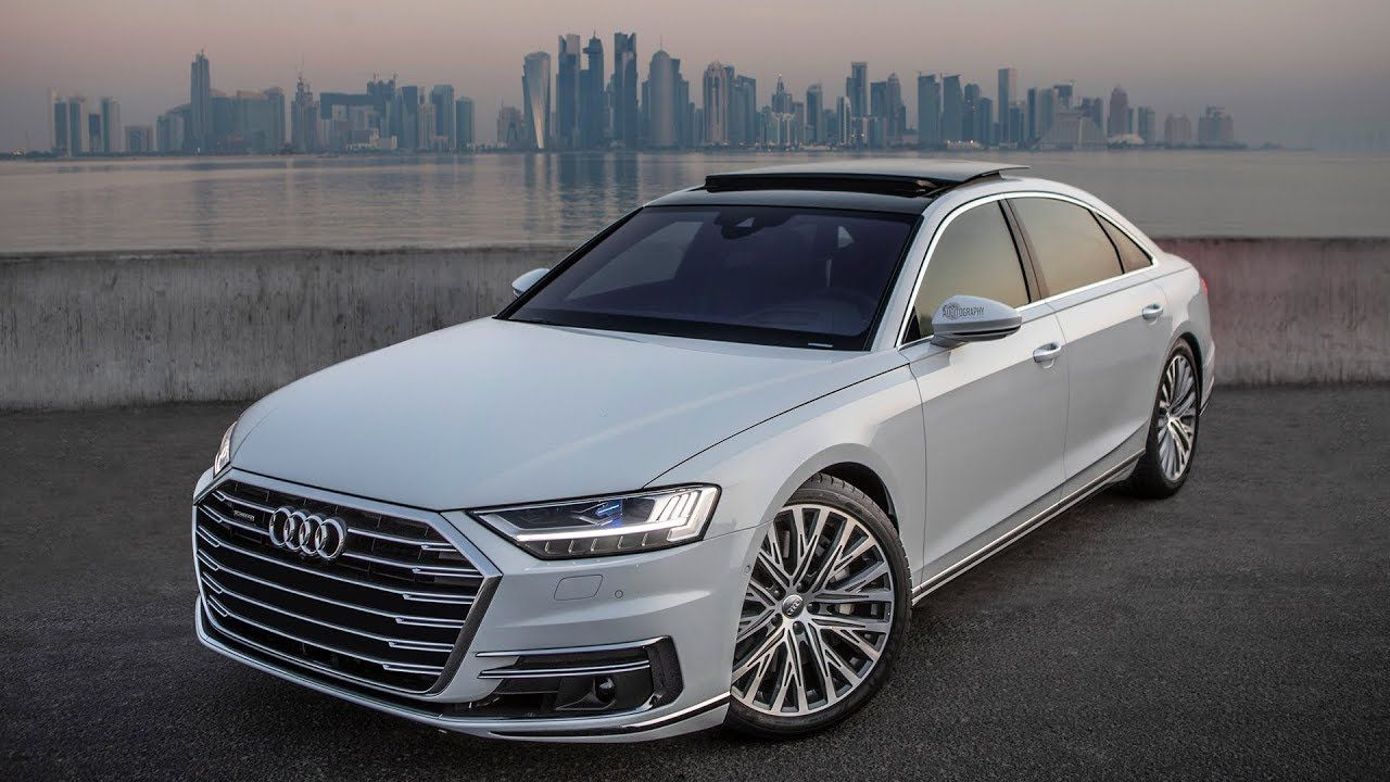 The Big Daddy New 2019 Audi A8 Lwb In Perfect Spec 340hp 500nm All Details Oled Tech Youtube Audi A8 Luxury Cars Audi