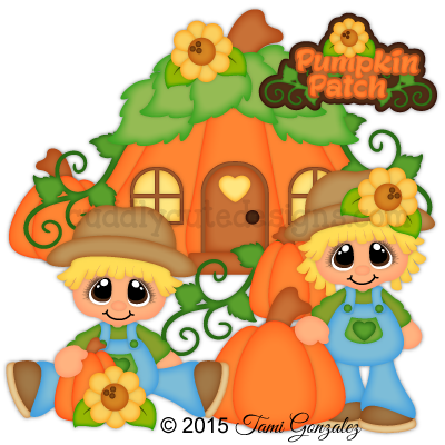 30+ Animated Pumpkin Patch Clipart