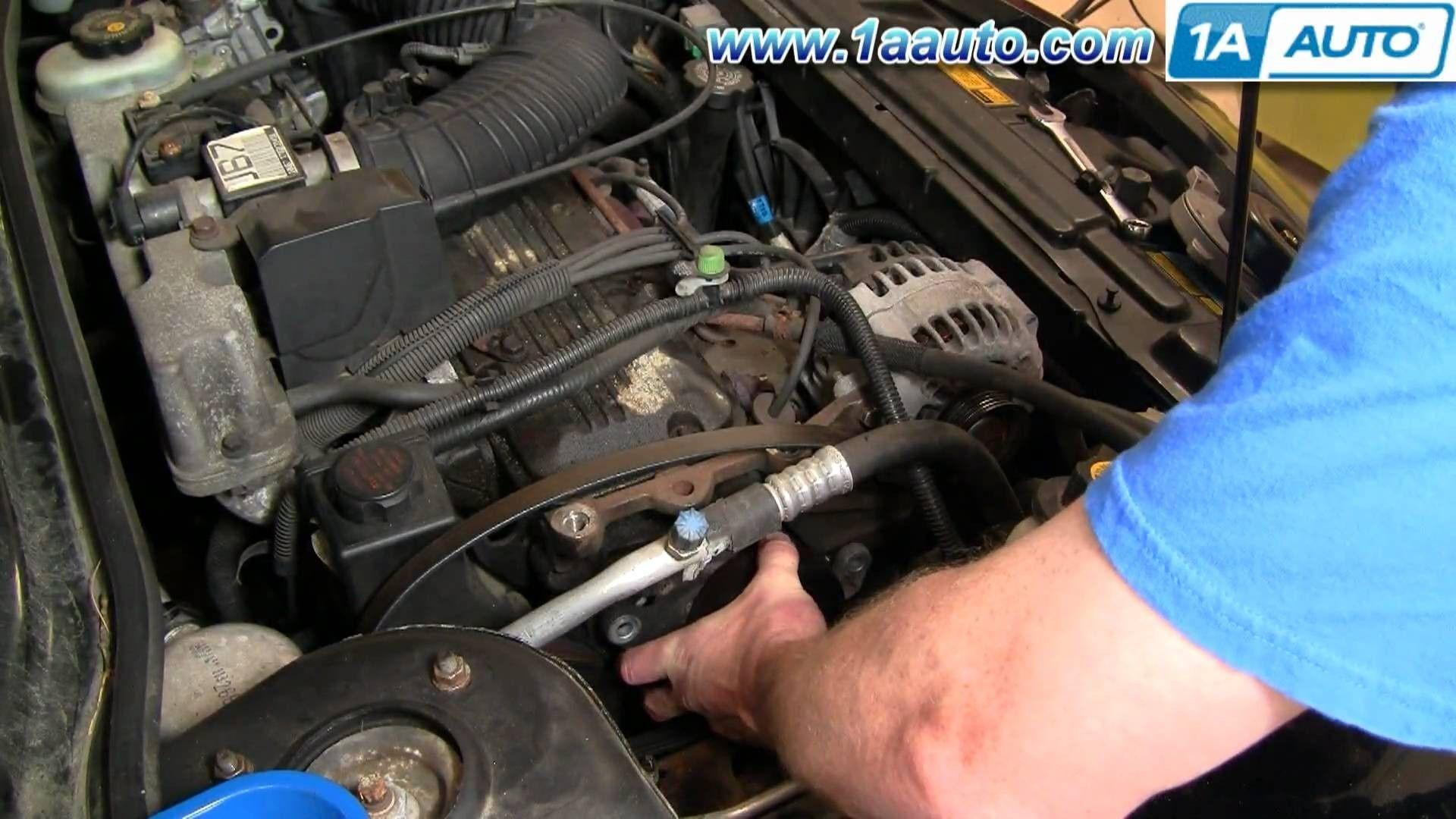 Pontiac Sunfire Engine Diagram