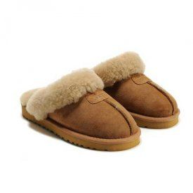 Fake ugg slippers 5125 chestnut $48.00 www.pintuggsboots.net