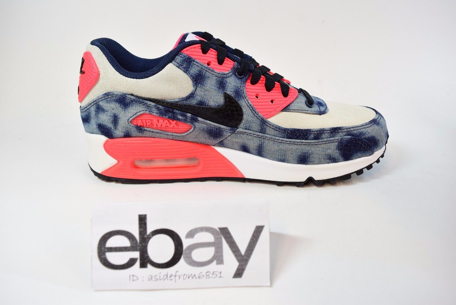 atmos x nike air max 90 ebay auction