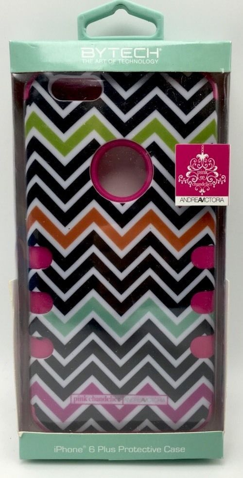 Bytech Pink Andrea Victoria Iphone 6 Plus Protection Case New In Package