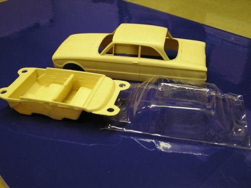 Bandit Resin 1961 Ford Falcon 1 25 Scale Resin Parts And Plastic Model Kits Cars Plastic Model Cars Ford Falcon
