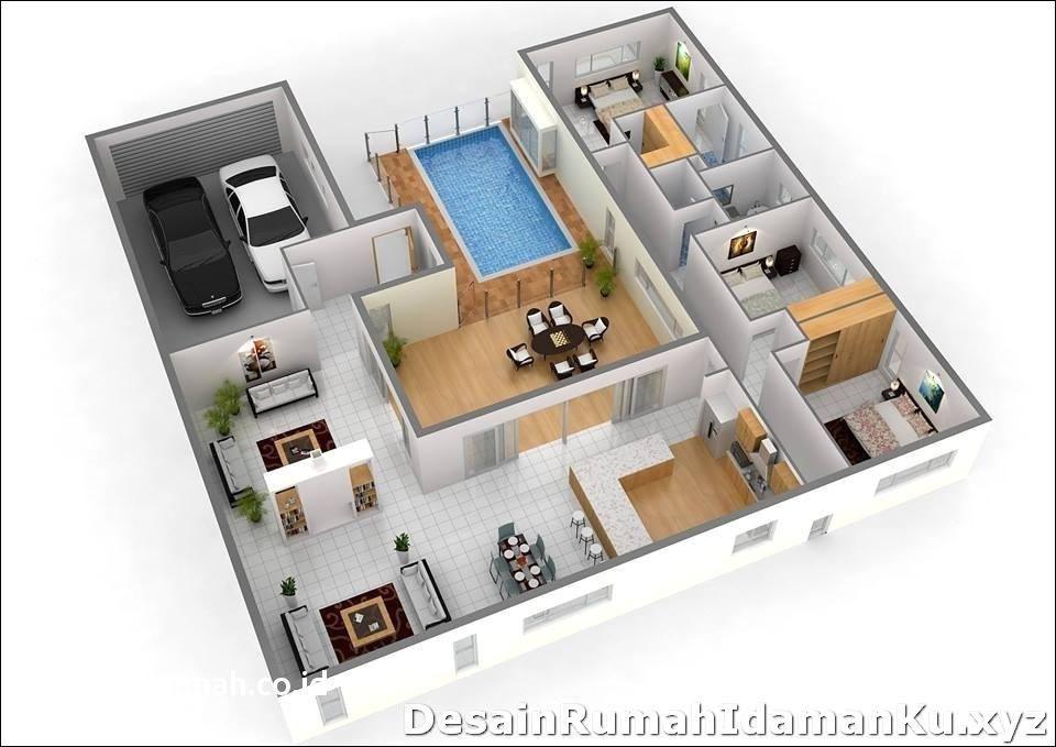 55 Denah Rumah Minimalis 2 Lantai Dengan Kolam Renang Terbaru Koleksi Gambar Rumah Terlengkap Rumah Minimalis Desain Rumah Rumah Mewah