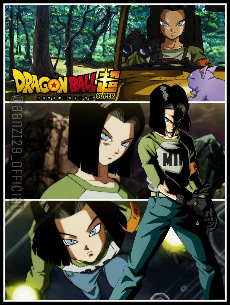 Android 17 Dragon Ball Super Universe Survival By Alanas2992 My