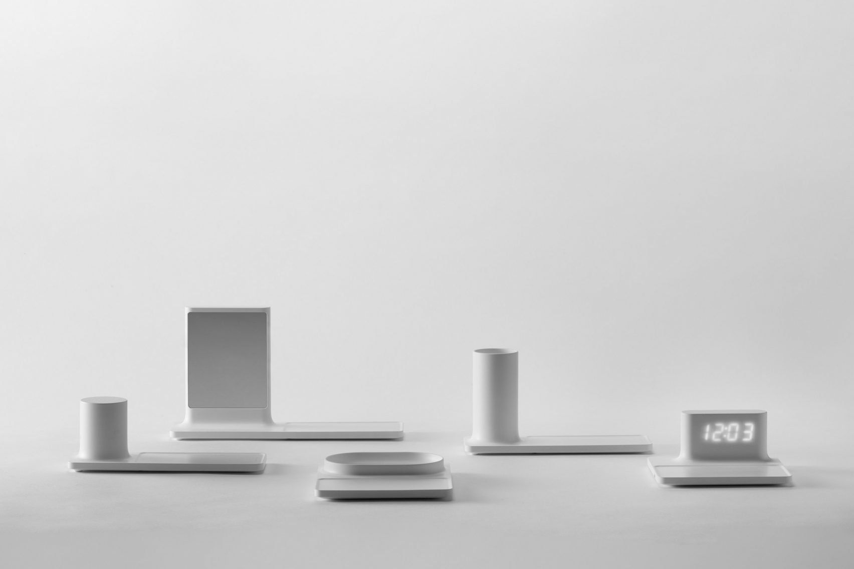Furniture and homeware designed with wireless charging to create