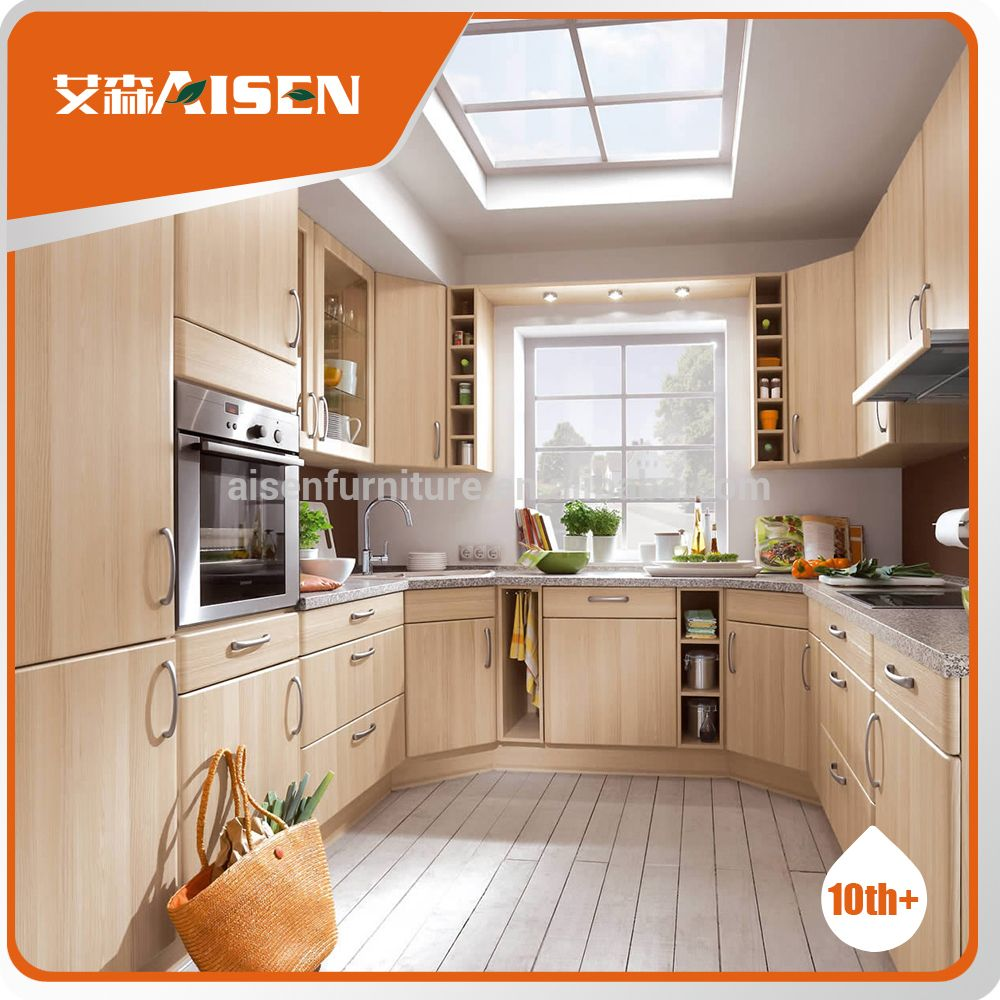 High Technology New Modern Design Pvc Board Container Homes Kitchen Cabinet Buy Pvc Board Interior Kitchen Small Kitchen Remodel Small Simple Kitchen Design