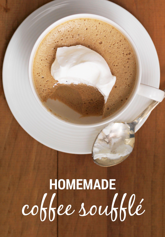 Coffee Soufflé Recipe Desserts, Food recipes, Souffle