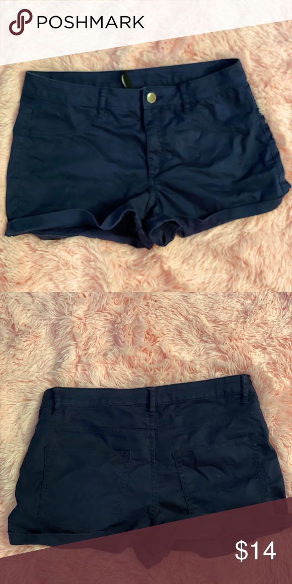 H M Navy Blue Shorts Navy Blue Shorts Good Price And Still Taking Offers Made In Bangladesh 60 Cotton 35 Polyester 5 Elastane D Navy Blue Shorts Fashion Blue Shorts,White Bathroom With Subway Tile
