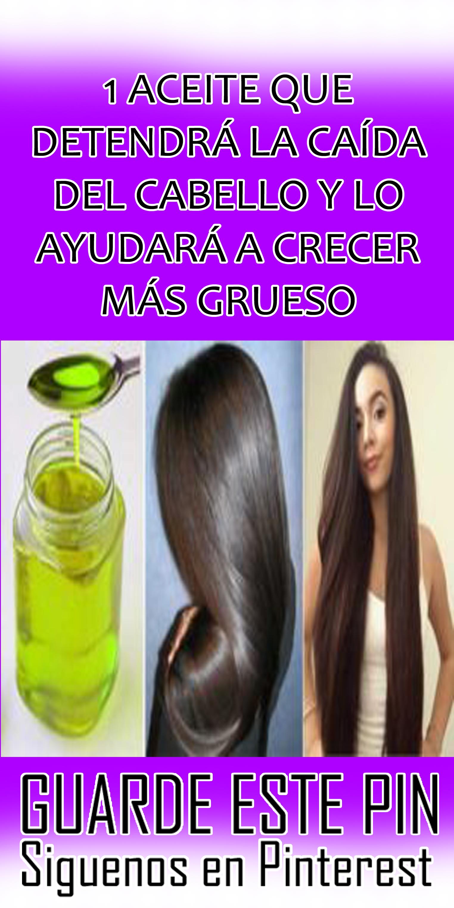 como detener la caida del cabello en mujeres naturalmente