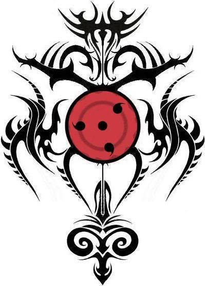Sharingan Tattoo Holy Crap My Husband Has That I Thought He Made