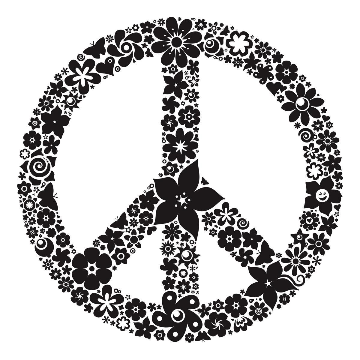 Flower Power Tatoo Pinterest Peace Sign Tattoos Tatoo And Tattoo