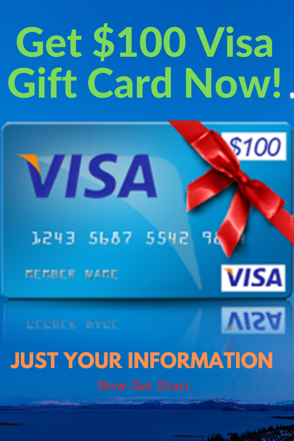 Get 100 Visa Gift Card Now Free Gift Cards Online Visa Gift Card Amazon Gift Card Free