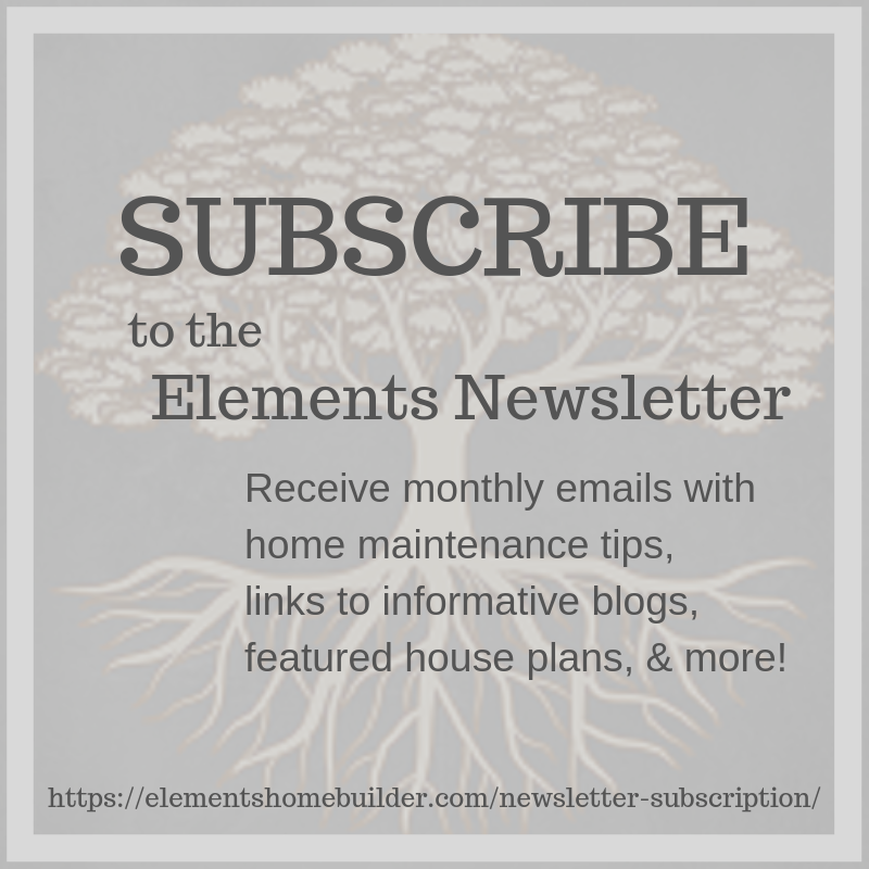 Newsletter Subscription Elements Design Build Custom Builder