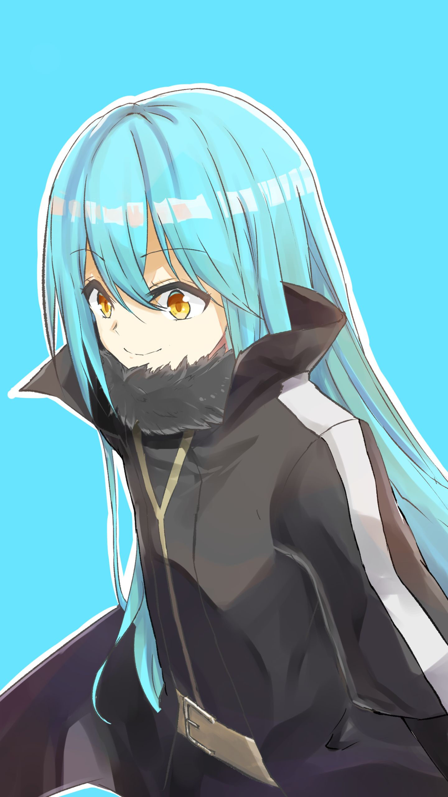 According to prevailing assumptions, male leaders tend to be analytical and hierarchical, while female leaders tend to be compassionate and collaborative. Rimuru Tempest | Anime, Slime wallpaper, Anime wallpaper