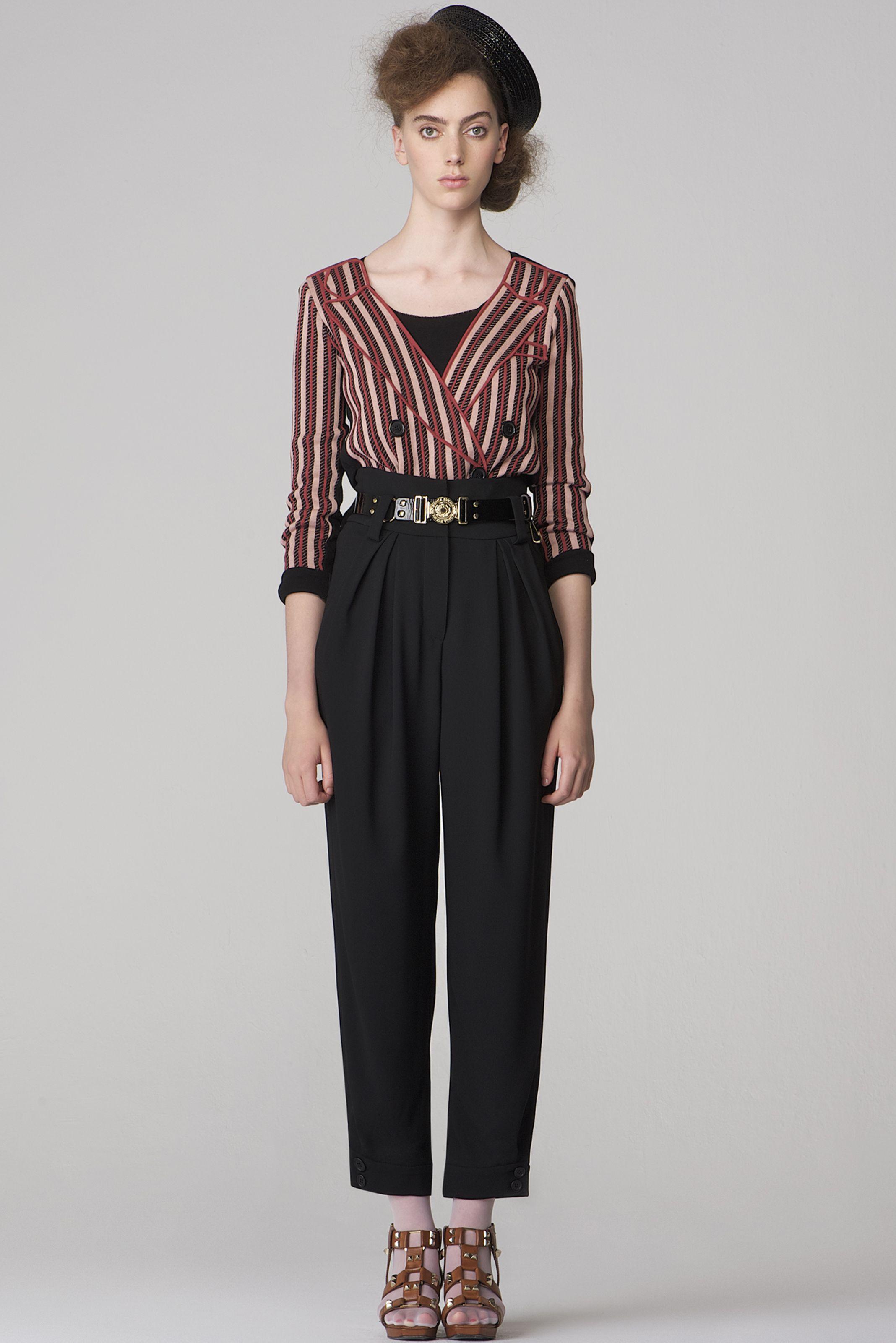 Sfilata Sonia Rykiel New York - Pre-collezioni Primavera Estate 2011 - Vogue