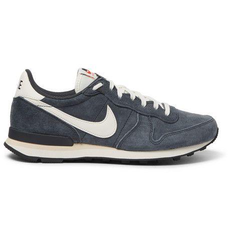 size 40 b81d3 9fa82 Nike Internationalist Premium Suede Sneakers   MR PORTER