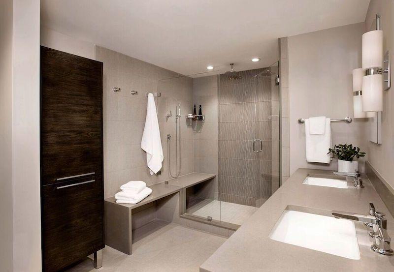 10 Top Bathroom Design Trends For 2016 White Bathroom Decor Bathroom Remodeling Trends Bathroom Design Trends