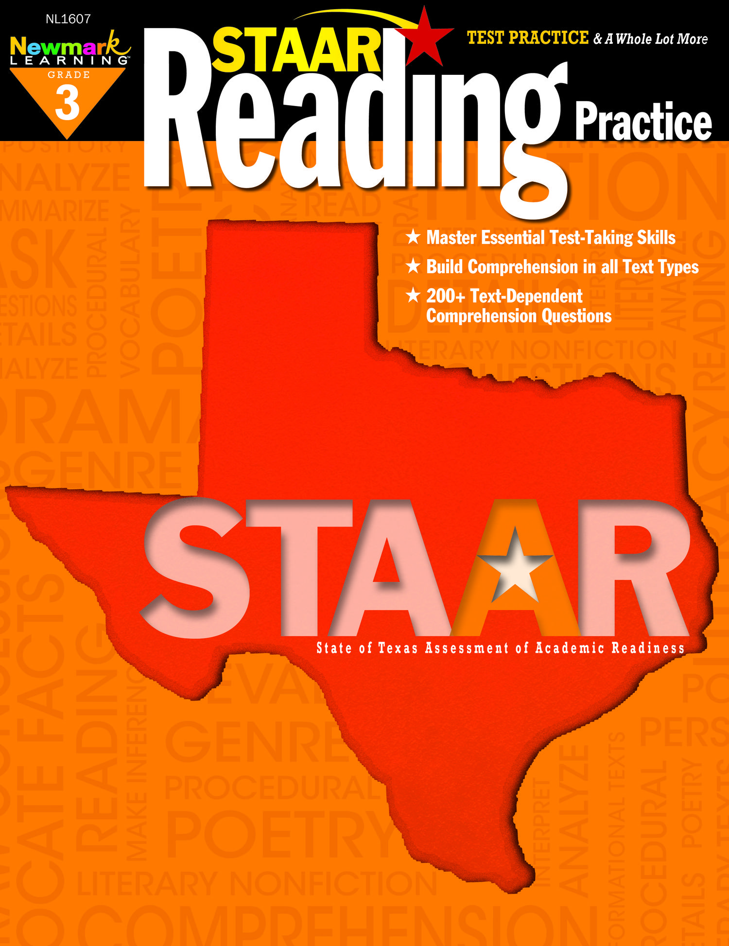 Grade 3. STAAR Reading Practice. | Help them learn :) | Pinterest ...