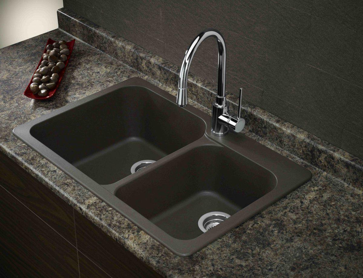 top mount kitchen sink granite kitchen
