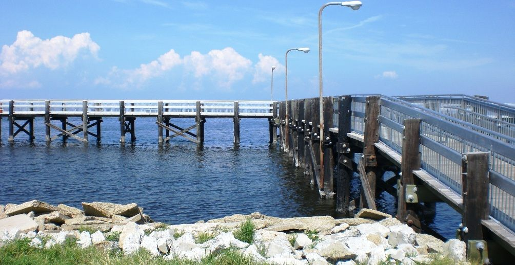 Fish in Lake Pontchartrain off the new pier @ Bonnabel Boat Launch in  Metairie | Lake pontchartrain, Metairie cemetery, Pier fishing