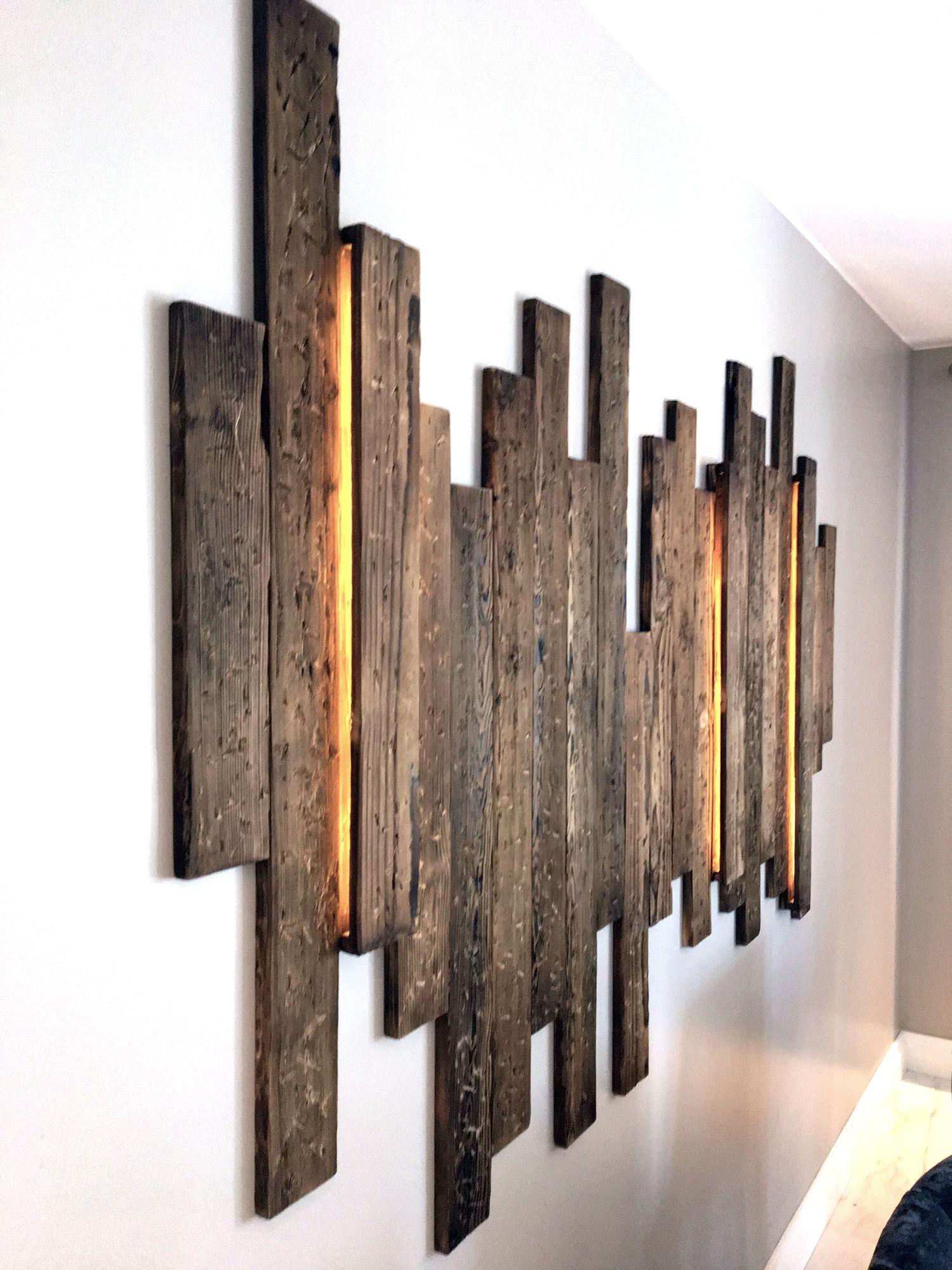 Pin Von Natascha Wurst Auf Kuhltstube Wandgestaltung Ideen Rustikale Lampen Holzwand