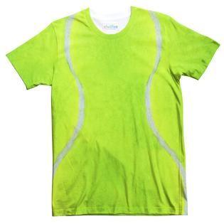 cc2c7843d Tennis Ball T-Shirt   T-Shirts   Tennis, Shirts, T shirt