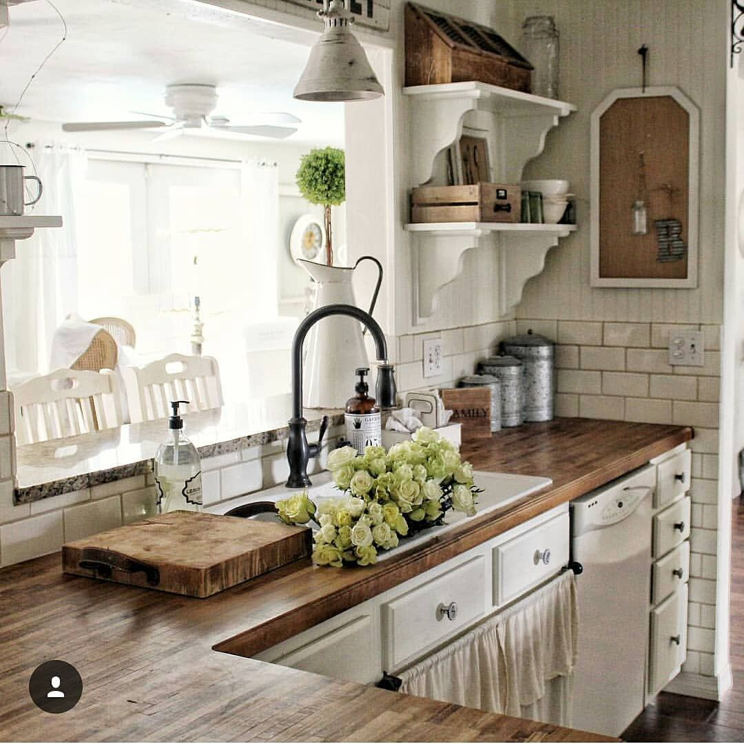 1 361 likes 24 comments my private account lolvind myinspo2you on instagram ha on farmhouse kitchen decor countertop id=42072