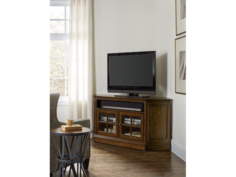 Hooker Furniture Home Entertainment Brantley Corner