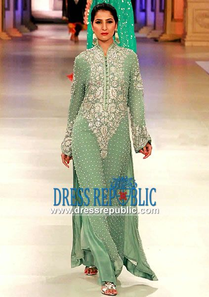 1bf2ade684 Party Boutique Dresses in Pakistan By Designer Nomi Ansari Cardiff, UK