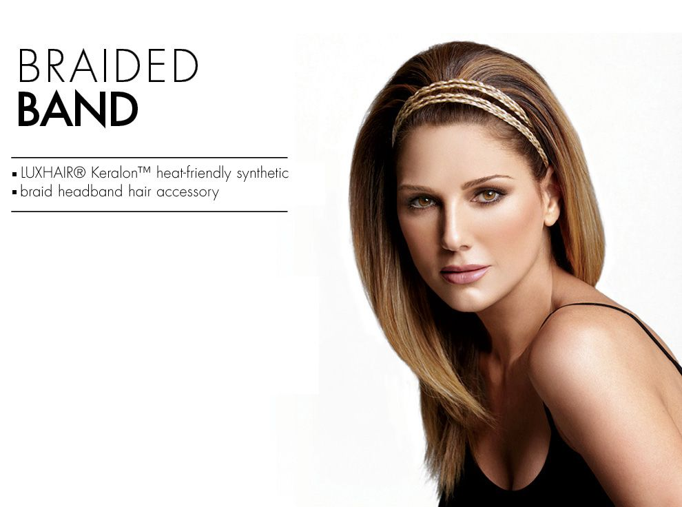 Shop The Braided Band At Wigs From Sara Fuentes Wowluxhair