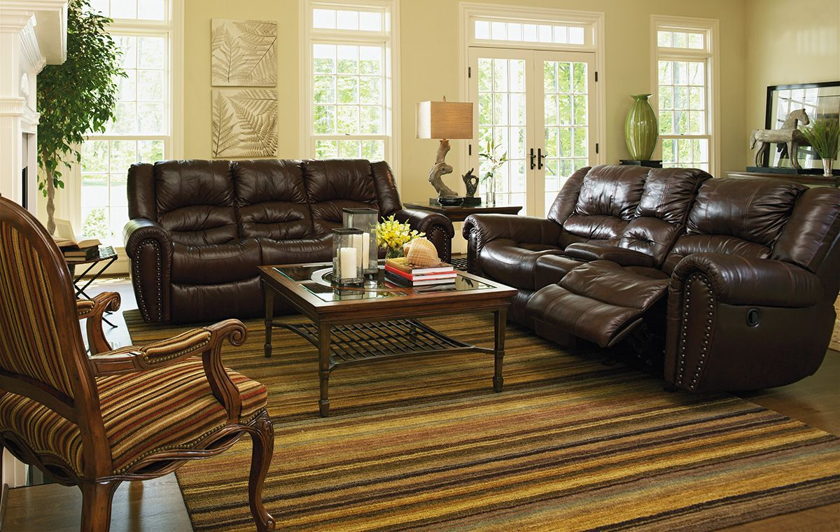 Flexsteel Crosstown Reclining Loveseat Furniture Market Austin Texas