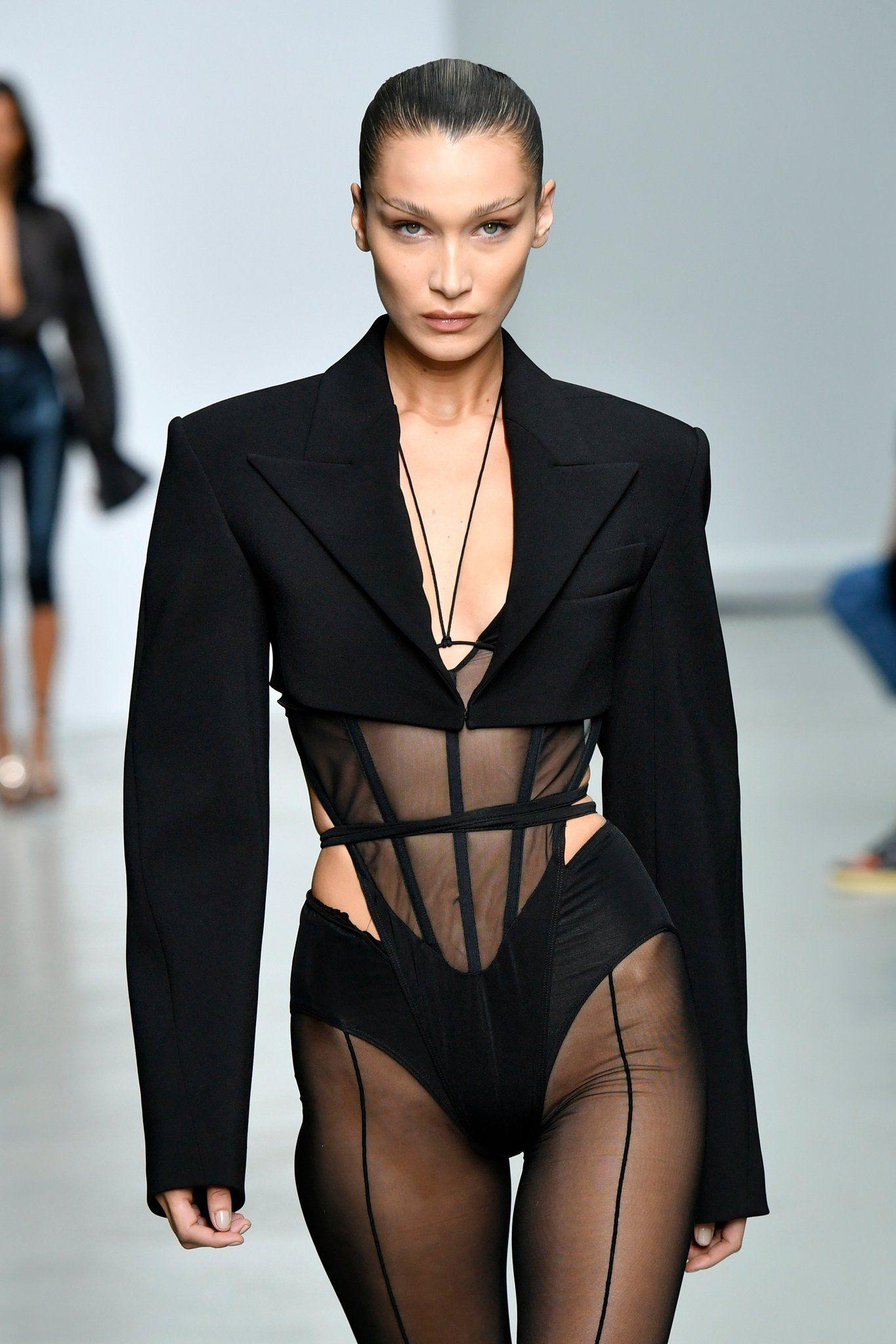 Bella Hadid News on Twitter   Paris fashion week 2019, Fashion week, Fashion