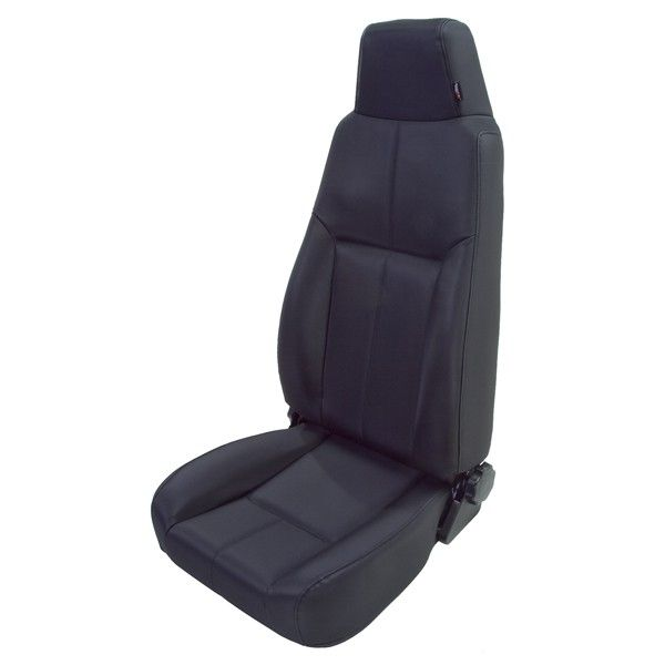 All Things Jeep - Factory Replacement Front Seat With Recliner by Rugged Ridge for Jeep Wrangler CJ (1976-1986), YJ (1987-1995), and TJ (1997-2002)    $249.99