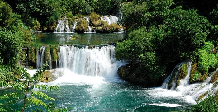Natural Heritage Of Croatia National Parks And Nature Parks Aquariums Natural Attractions Uniline Croatia Natural Wonders Natural Heritage National Parks