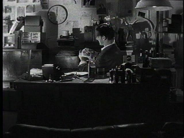 Int Private Investigators Office 1930 S Sliding Door