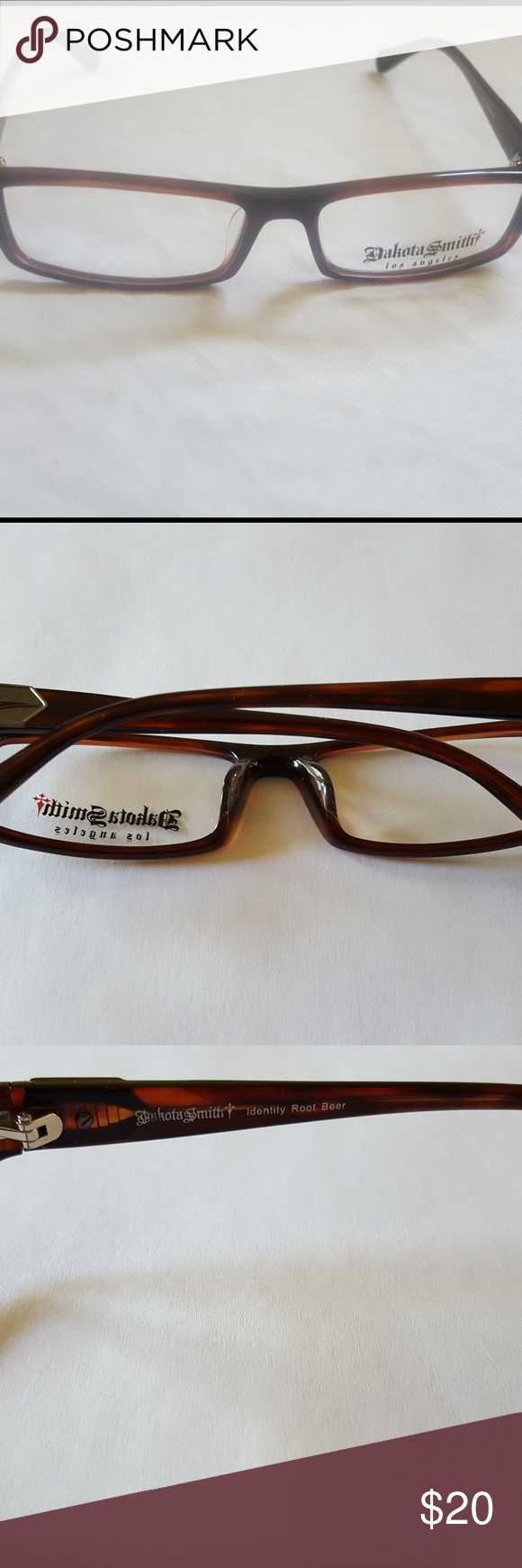 💲1-HOUR SALE💲Dakota Smith Frames Nwot .... Non Prescription ...