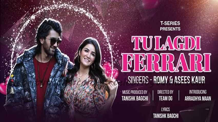 Tu Lagdi Ferrari Lyrics By Romy Asees Kaur Celebrity Tadka In 2021 Romantic Song Lyrics Latest Song Lyrics Lyrics