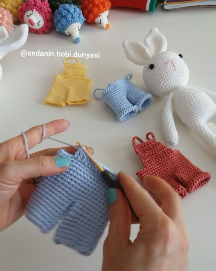 Amigurumi Pisi Badem tulum yapımı video3 - YouTube | 900x720