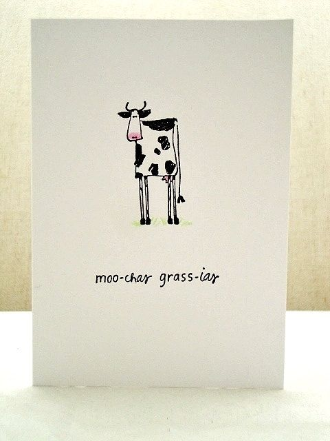 Moo Chas Grass Ias Thank You Card Set Muchas Gracias Cow Themed Thank You Cards Cute Thank You Cards Thank You Cards Inspirational Cards